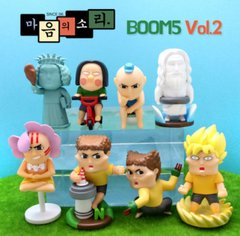 Webtoon Boom 5 sound of heart vol.2