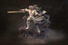 1/4 Oriental Heroes (新著龍虎門) - 天下無敵 <HKD> Limited to 388pic
