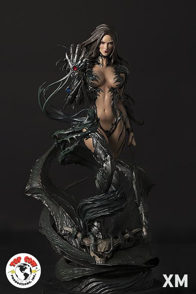PREMIUM COLLECTIBLES: WITCHBLADE (COMICS VERSION)