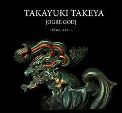 XM Limited Takayuki Takeya Ogre God Blue Ver. (Price in HKD) - Ship World wide