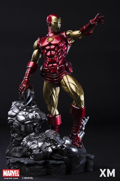 XM 1/4 IRON MAN CLASSIC - Sold Out