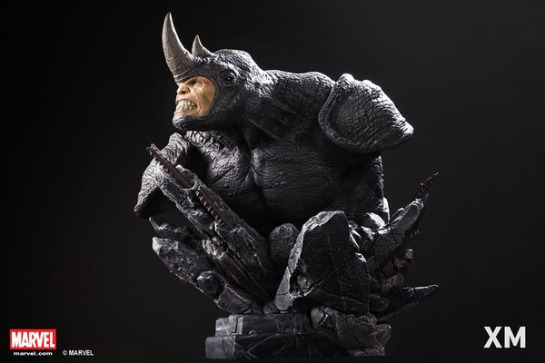 XM Exclusive : 1/4 Rhino Bust - <Back Order>