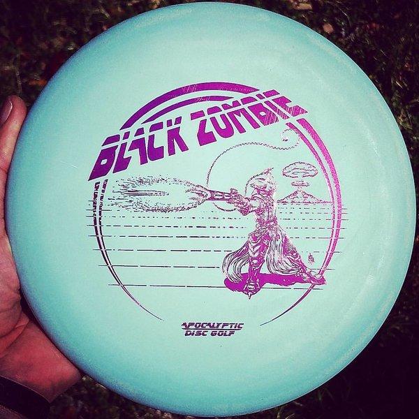 sb blue wizard putter specify pink or black st black zombie