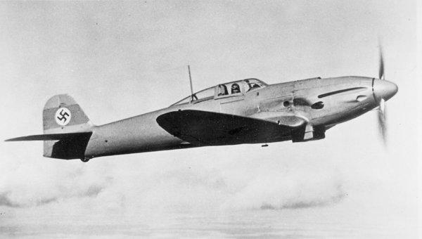 """Heinkel He 112b 24"""" (Prototype)"""