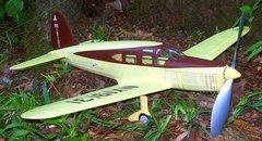 "Fairchild Duramold F46 24"" plan by Dave Rice"