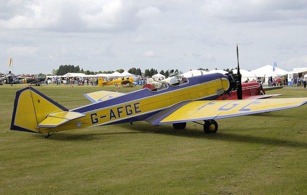 "BA Swallow 32"" (Prototype*)"