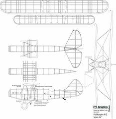 """Polikarpov R-Z 24"""" (Prototype*)"""