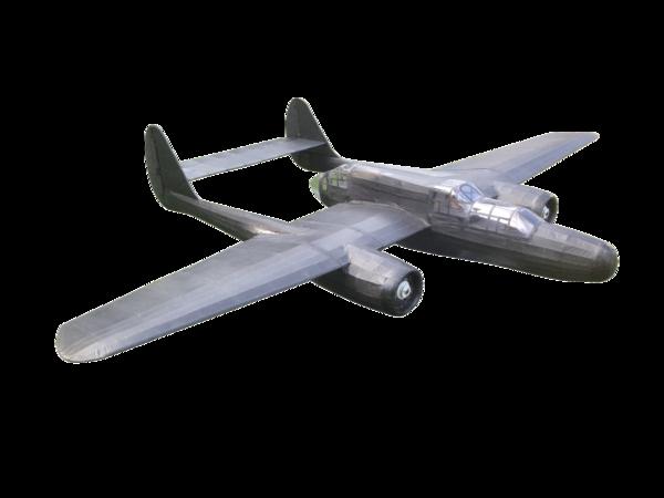 """Northrop P-61 Black Widow 45"""""""