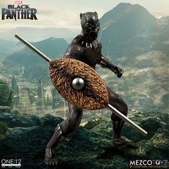 Mezco One:12 Collective Black Panther (ETA 09/18-10/18) Preorder