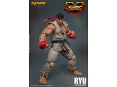 Street Fighter V 1:12 Scale Figure - Ryu