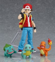 Pokemon figma No.356 Red (Shipping Included) In Stock now