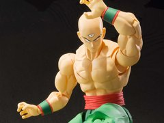 "Dragon Ball Z S.H.Figuarts Tien Shinhan ""In Stock Now"""