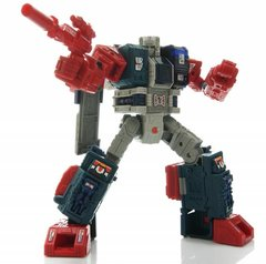 ToyWorld - TW-H04G Grant TFCON Edition 180 Pieces US