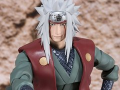 Naruto S.H.Figuarts Jiraiya In Stock Now