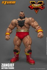 """Street Fighter V Zangief 1/12 Scale Figure """"In stock now"""""""