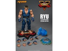 Street Fighter V 1:12 Scale Figure - Ryu Alternate Color Special Edition