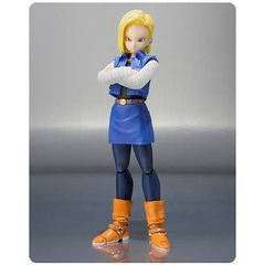 Dragon Ball Z : S.H. Figuarts Android 18