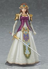 "The Legend Of Zelda figma No.318 Zelda (Twilight Princess) ""In Stock"""
