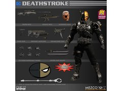 Mezco One:12 Collective DC Comics - Stealth Deathstroke PX Previews Exclusive Preorder ETA  09/17