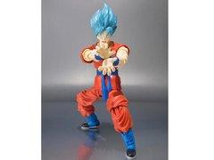 Dragon Ball Z: Resurrection 'F' S.H. Figuarts Super Saiyan God Super Saiyan Goku In Stock New