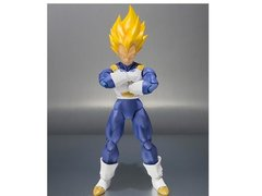 "Dragon Ball Z: S.H. Figuarts - Super Saiyan Vegeta Premium Color Edition ""SHIPPING INCLUDED"""