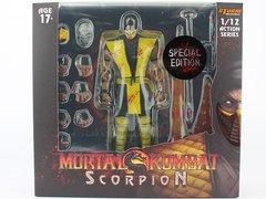 Mortal Kombat VS Series Scorpion (Special Edition) 1/12 Scale Figure