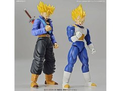 "Dragon Ball Z Figure-rise Standard - Super Saiyan Trunks & Super Saiyan Vegeta DX Set ""Preorder ETA 07/17"""
