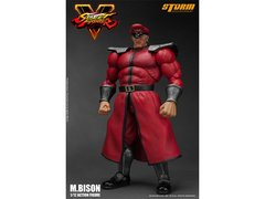 """Street Fighter V 1:12 Scale Figure - M. Bison """" In Stock"""""""
