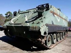 1966 M113A2 Armored Personnel Carrier        SOLD