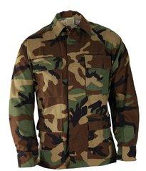Woodland BDU jacket