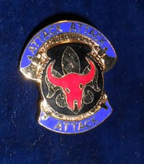 136th Infantry Battalion unit Crest
