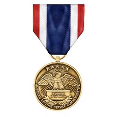 American Defense Service Commemorative Medal