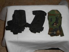 Misc tactical pouches