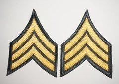 SGT Stripes from Vietnam War
