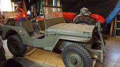 1943 GPW Jeep for sale.