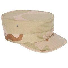 DCU pattern hat, patrol cap.