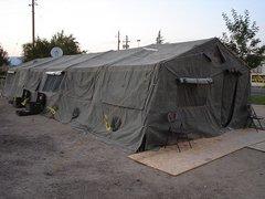 Military Temper Tent 20'x48'