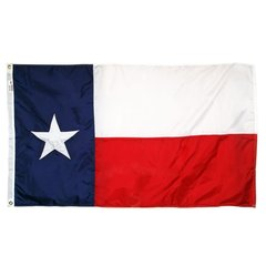 STATE OF TEXAS 3'x5' Flag