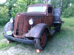 1936 Dodge 1 ton truck SOLD