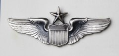US Air Force Senior Pilot Badge