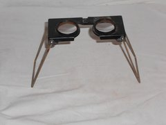 Vietnam Era Topographical eye glasses