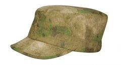 ATACS FG Camo pattern hat, patrol cap.