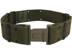 Military Pistol Belt Used