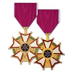 Legion Of Merit Medal