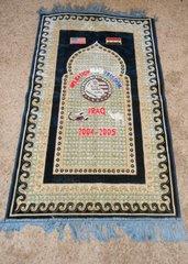 Souvenir Prayer Mat from OIF 2004-05