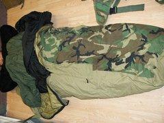 4 Piece Army Sleep System
