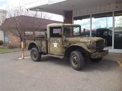 1953 Dodge M-37 3/4 Ton Truck  SOLD