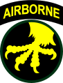 17th AirBorne Patch