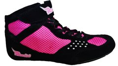 Rasslin' Neo 3.0 Youth Wrestling Shoes (Neon Pink)