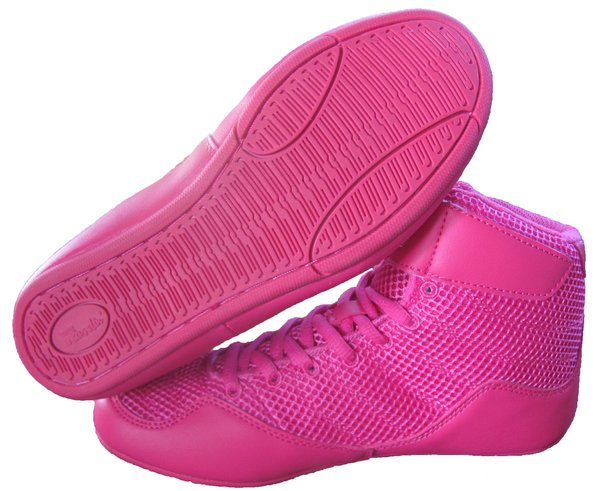 Rasslin' Neo 2.0 Youth Wrestling Shoes (Pink) | Rasslin' - Gear ...